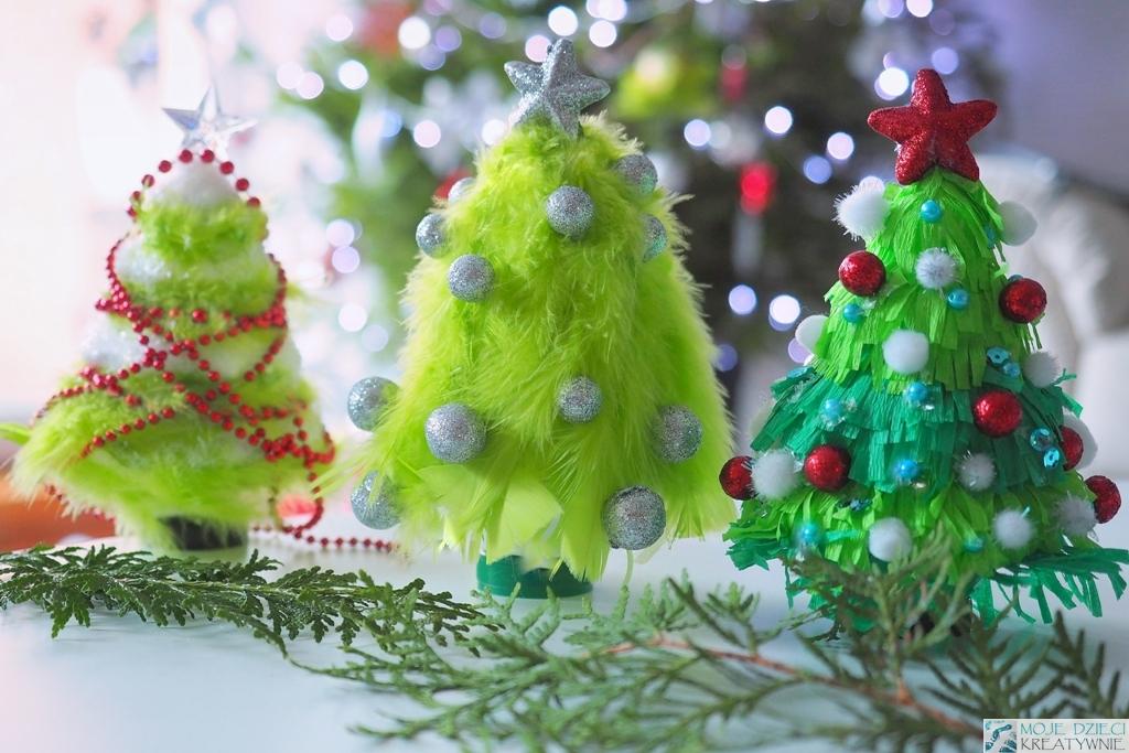 Ozdoby Choinkowe I Dekoracje świąteczne Do Wykonania Z
