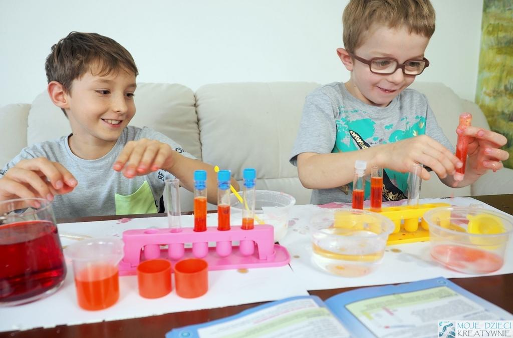 eksperymenty dla dzieci, eksperymenty z woda, moje dzieci kreatywnie