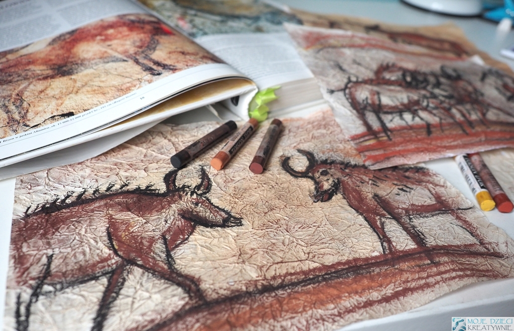 malarstwo naskalne, malarstwo jaskiniowe