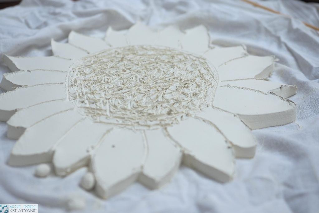 talerzyki z gliny