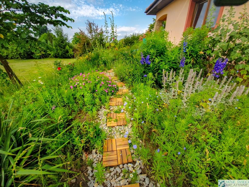 aranzacja ogrodu inspiracje, pomysly