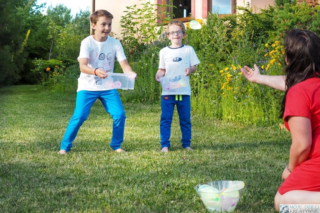 zabawy dla dwojki dzieci