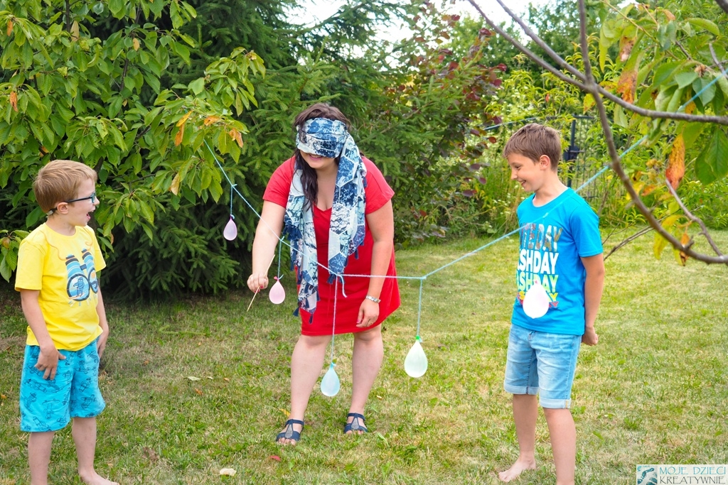 zabawy dla dzieci na dworze, zabawy dla dzieci na lato, zabawy dla 6 latka, zabawy dla 8 latka