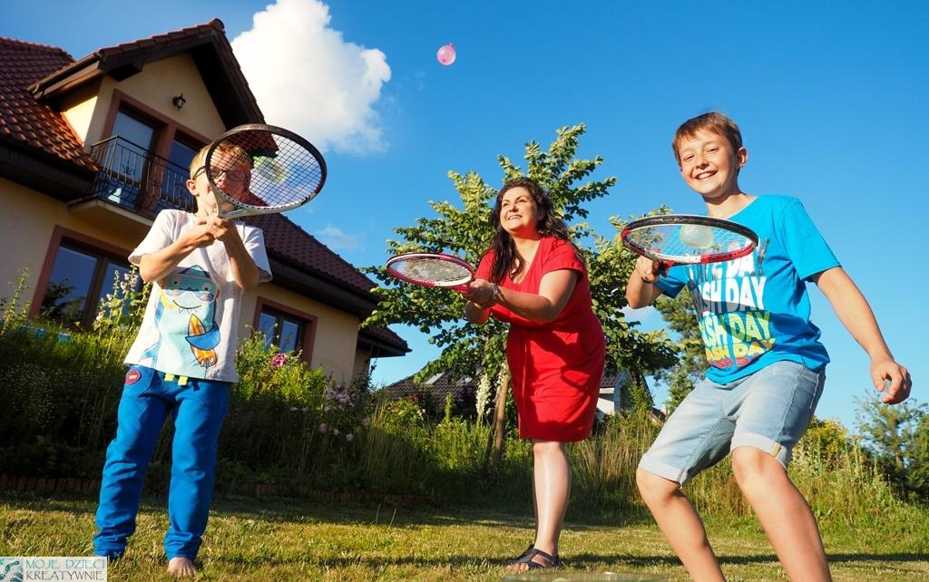 kreatywne zabawy dla dzieci na lato