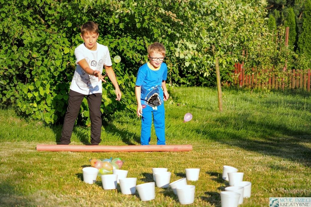 kreatywne dzieci, kreatywne zabawy dla dzieci, moje dzieci kreatywnie, zabawy z balonami, zabawy dla dzieci na urodzinki