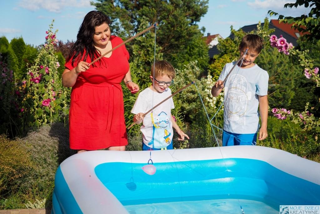 Zabawy i eksperymenty z wodą