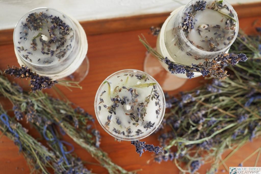Zapachowe świeczki DIY