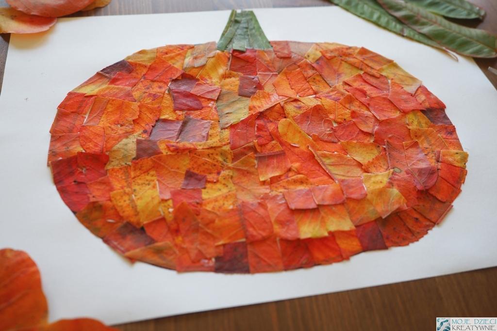 dzien dyni prace plastyczne jesien
