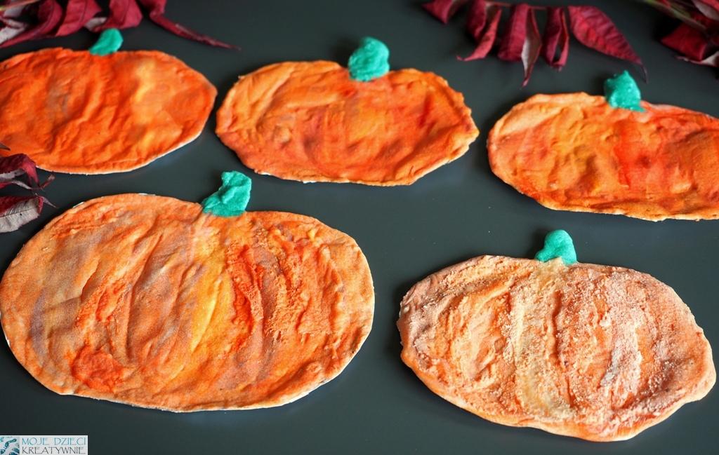 prace plastyczne w przedszkolu warzywa