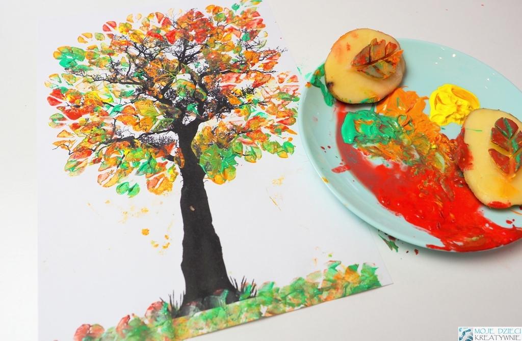 tematy plastyczne na jesien