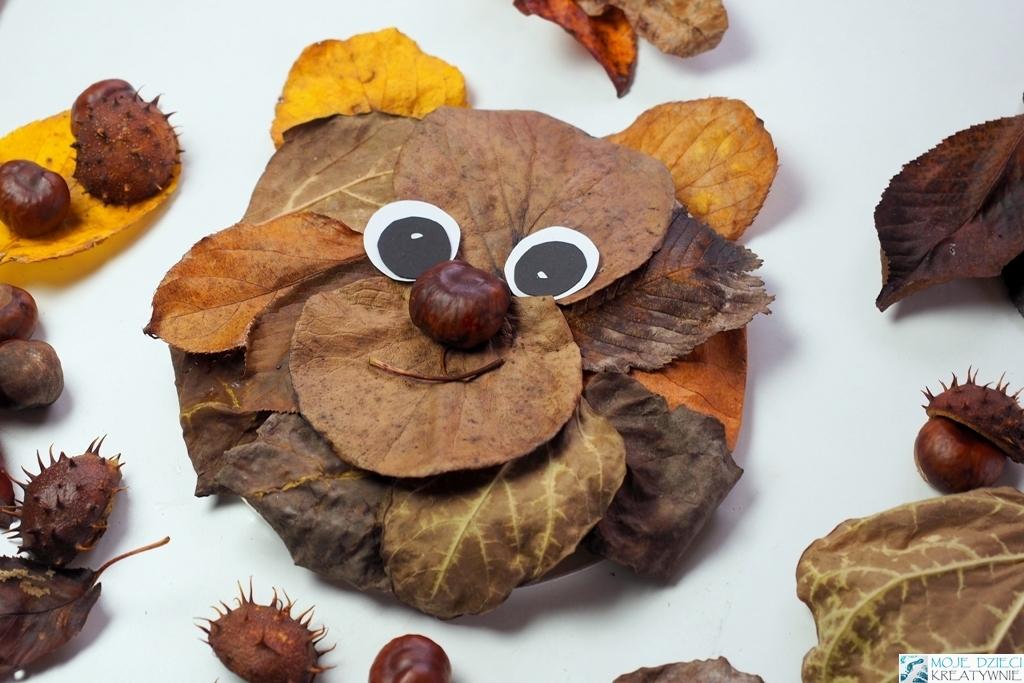 ciekawe prace plastyczne na jesien