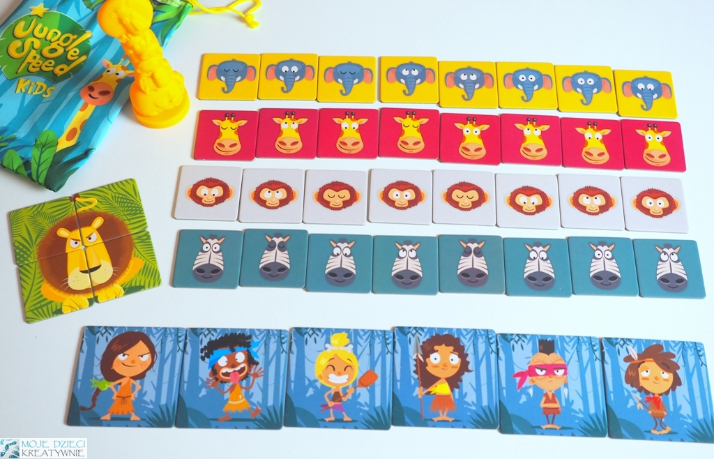 jungle speed kids gra opinie