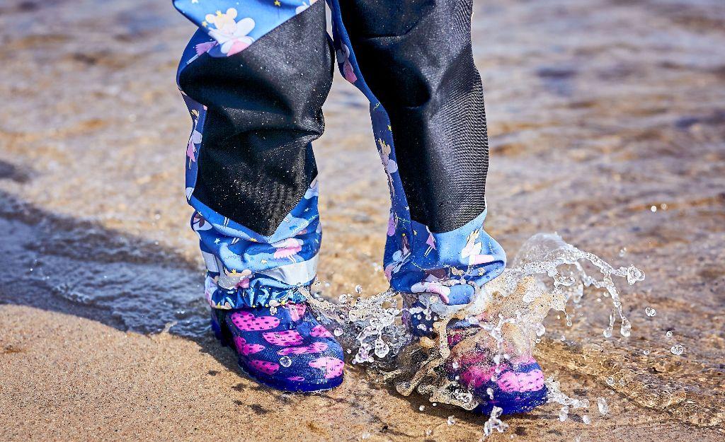 spodnie przeciwdeszczowe dla dzieci, odporne na wode, nieprzemakalne, wodoodporne