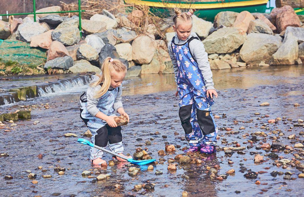 spodnie przeciwdeszczowe dla dzieci, wodoszczelne, nieprzemakalne