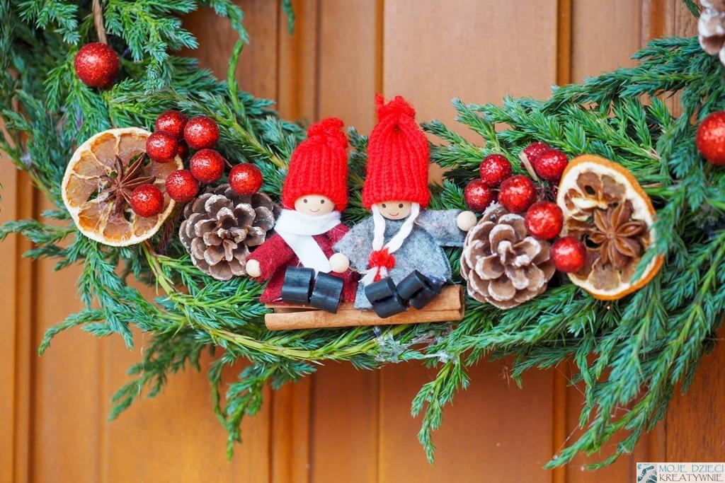 dekoracje bożonarodzeniowe diy