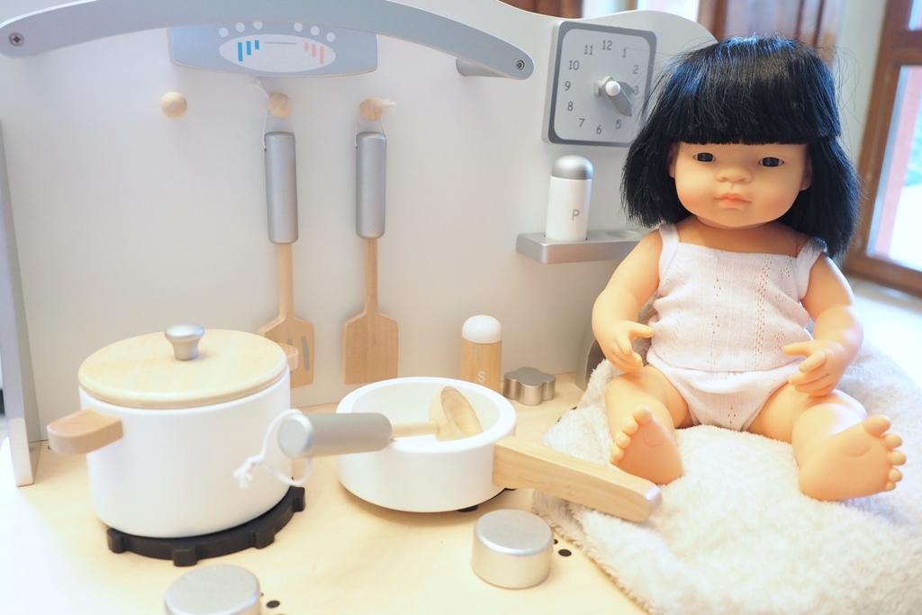 lalka miniland, pomysły na prezenty dla dziewczynki