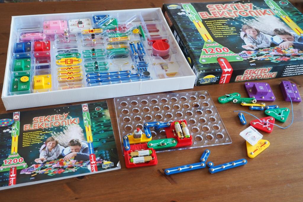 prezent dla dziecka 12 lat, sekrety elektroniki, kreatywne prezenty dla dzieci