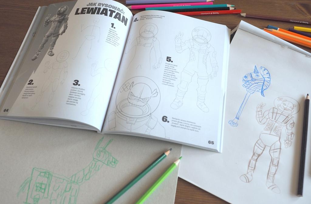 pomysły na prezent dla gracza fortnite, co kupic dla fana fortnite, ksiazka fortnite