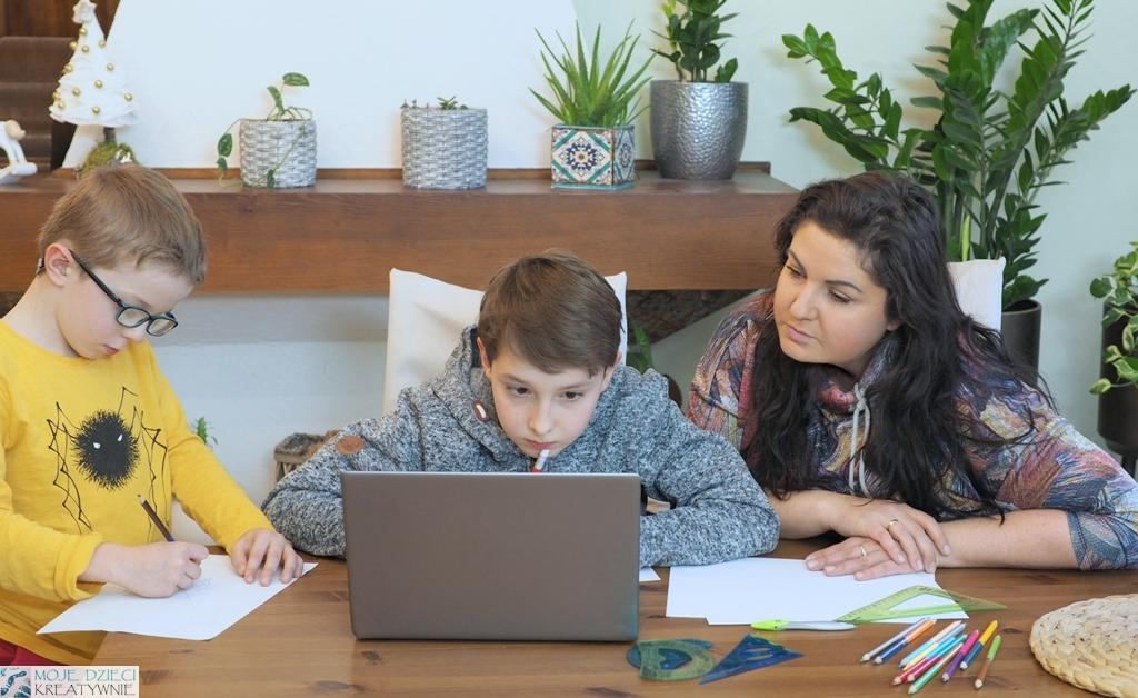moje dzieci kreatywnie, edukacja domowa