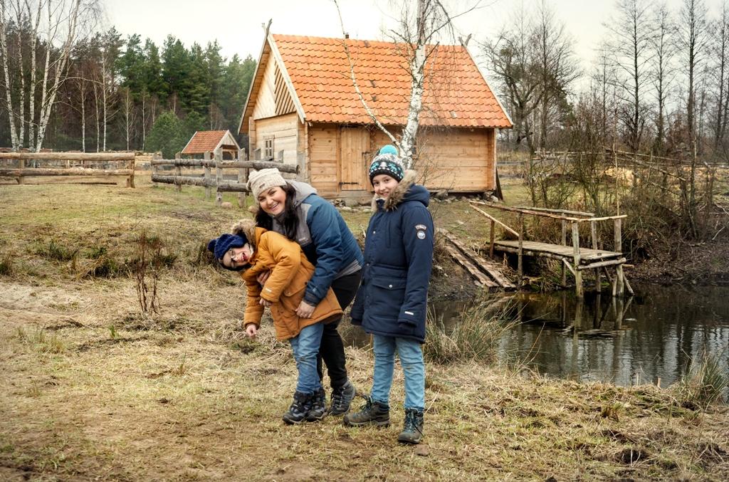 Życie poza miastem, moje dzieci kreatywnie, życie na wsi