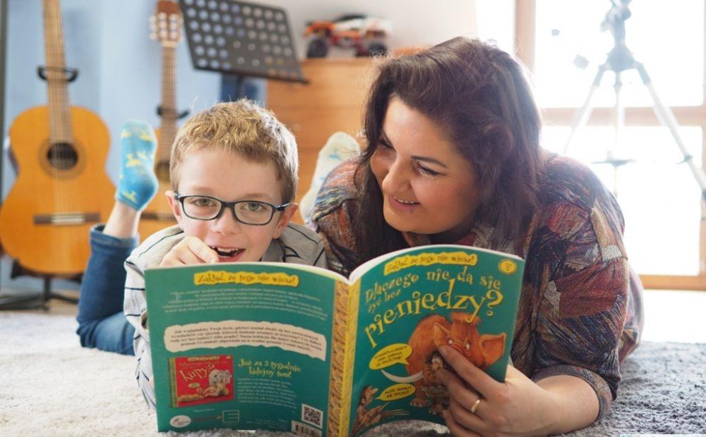 recenzje książek dla dzieci ewa wojtan