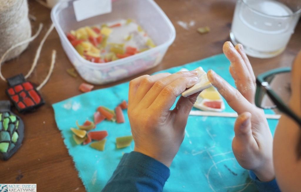 prace plastyczne z gliny