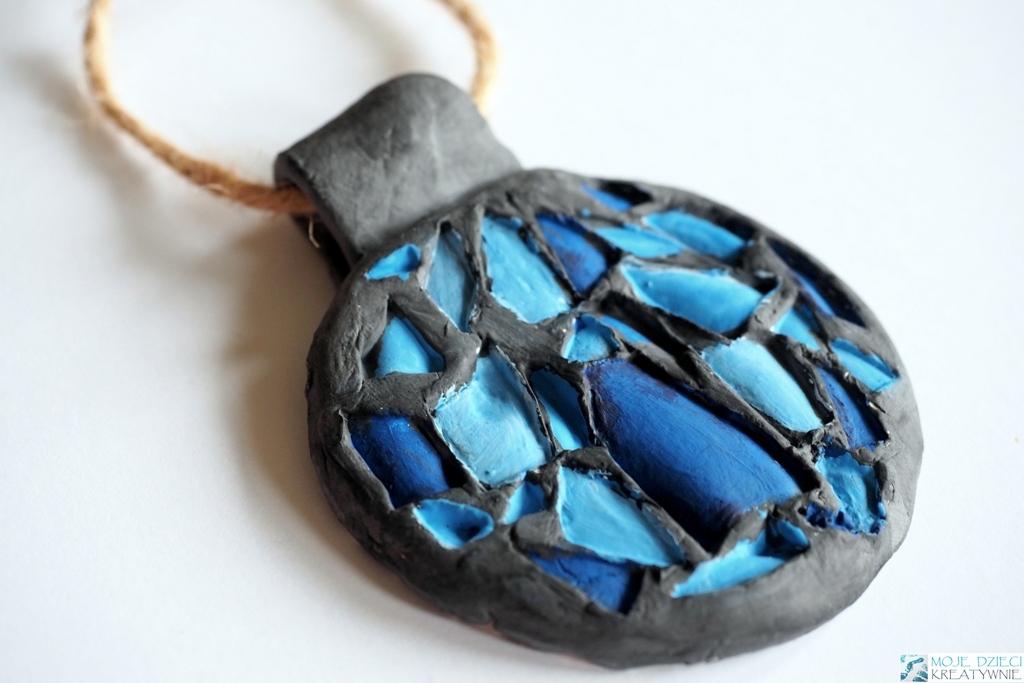 mozaikowe medaliony
