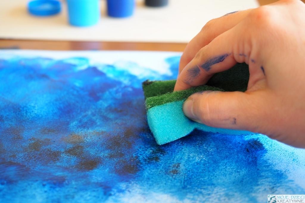 techniki plastyczne w przedszkolu