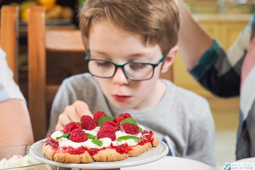 blog o gotowaniu z dziećmi, przepisy kulinarne dla dzieci