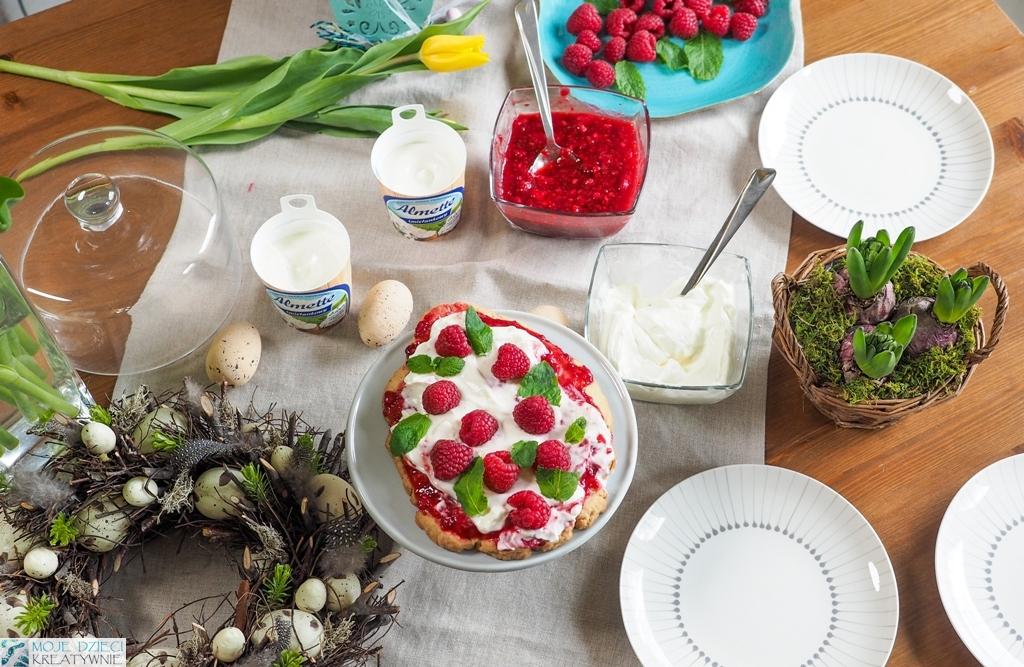 Mazurek wielkanocny prosty przepis, ciasto mazurek