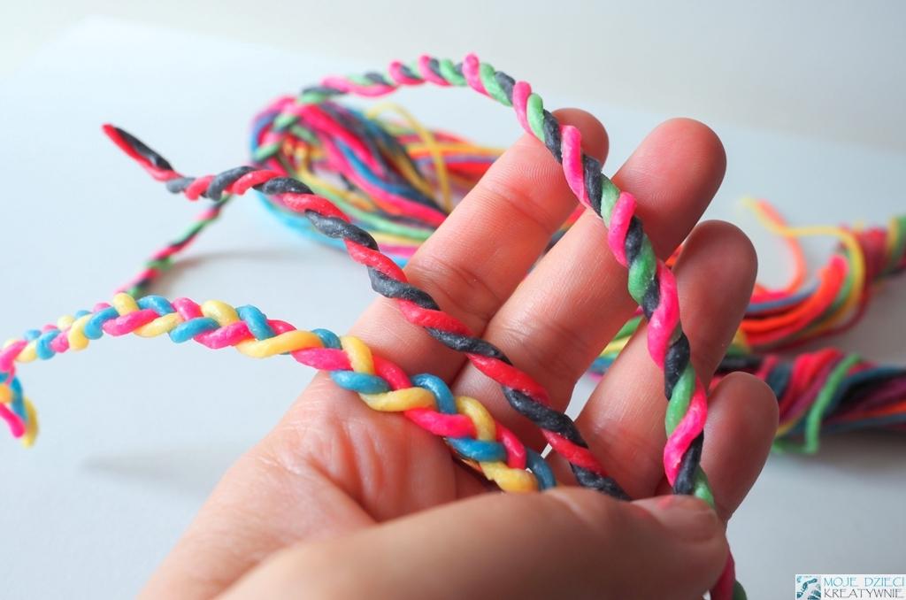 wikkistix, kreatywne sznureczki, woskowe sznureczki