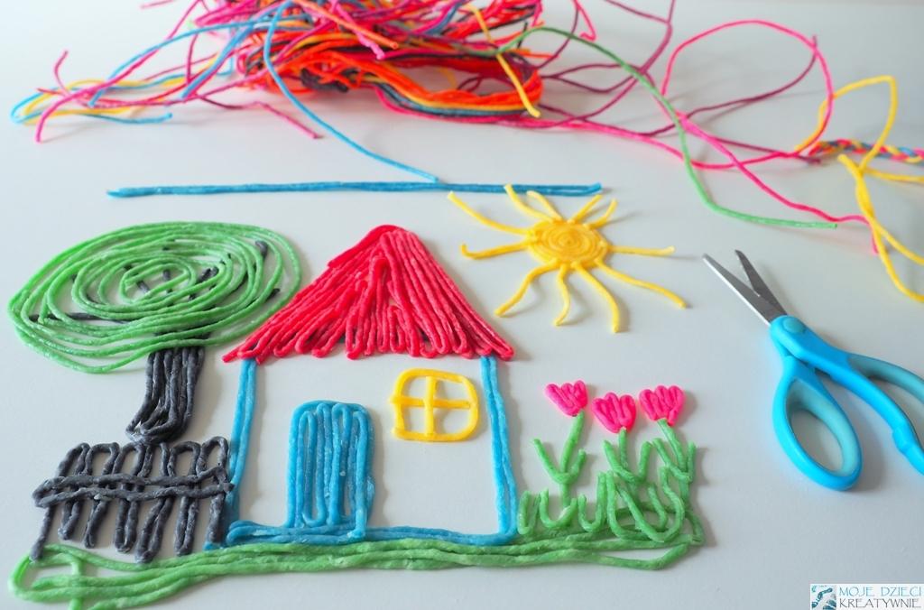 wikkistix, kreatywne sznureczki, woskowe sznureczki, kreatywne zabawki, pomysł na prezent kreatywny dla dziecka