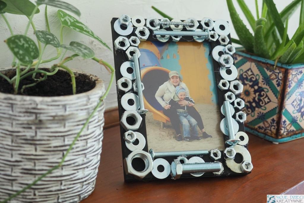 prezent na dzień dziadka diy, prezent dla dziadka od dziecka