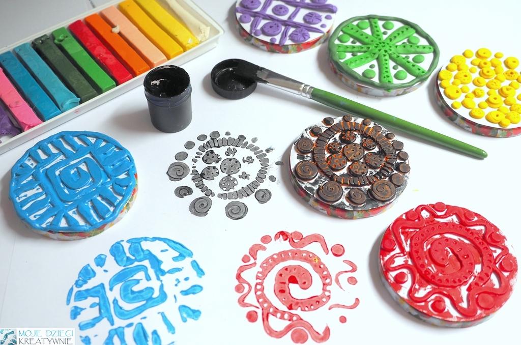 moje dzieci kreatywnie prace plastyczne, kreatywne zajęcia dla dzieci, pomysły na prace plastyczne w przedszkolu