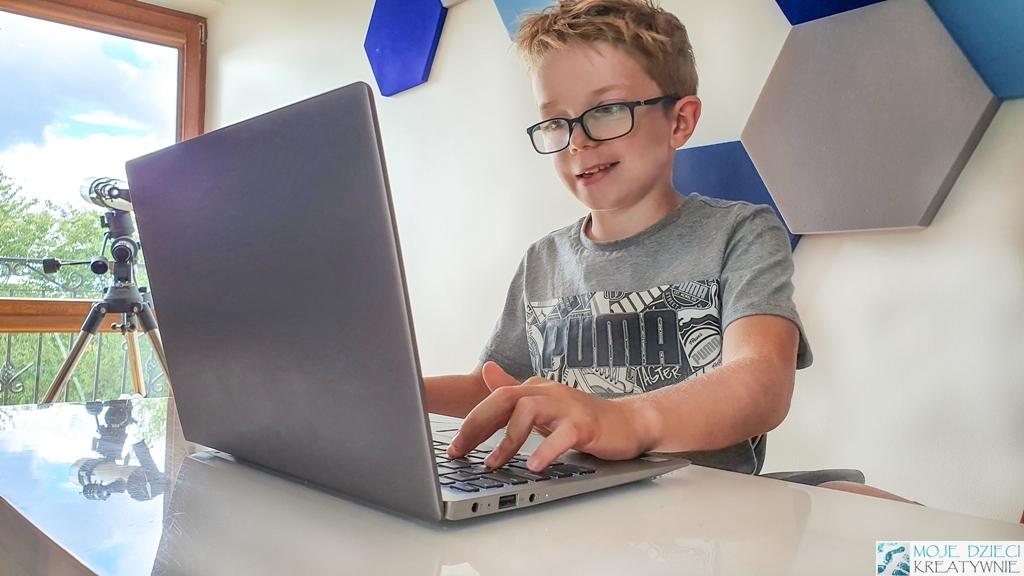 moje dzieci kreatywnie nauka programowania