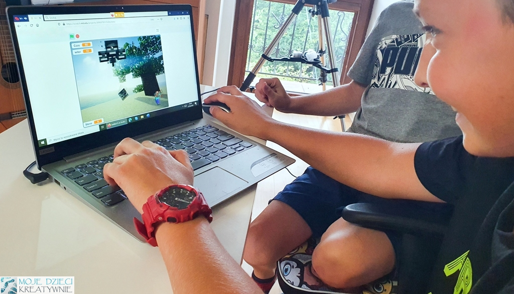 nauka programowania od podstaw, kursy programowania dla dzieci, kursy online dla dzieci