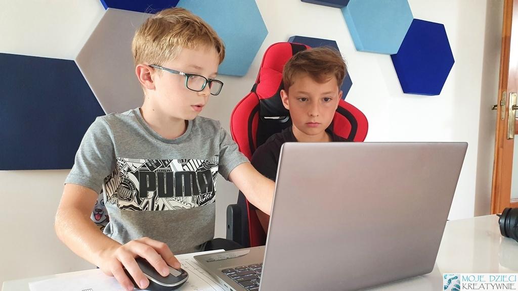 nauka programowania dla dzieci, kursy programowania, giganci programowania opinie