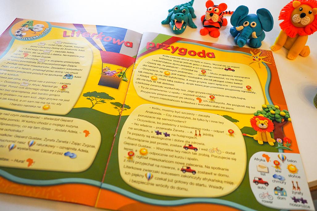 magazyn edukacyjny dla dzieci tvp abc