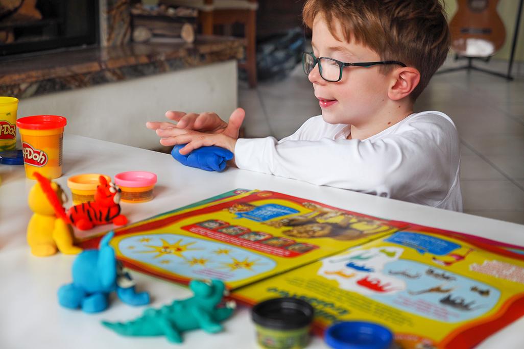 blogi edukacyjne dla dzieci z pomysłami na prace plastyczne
