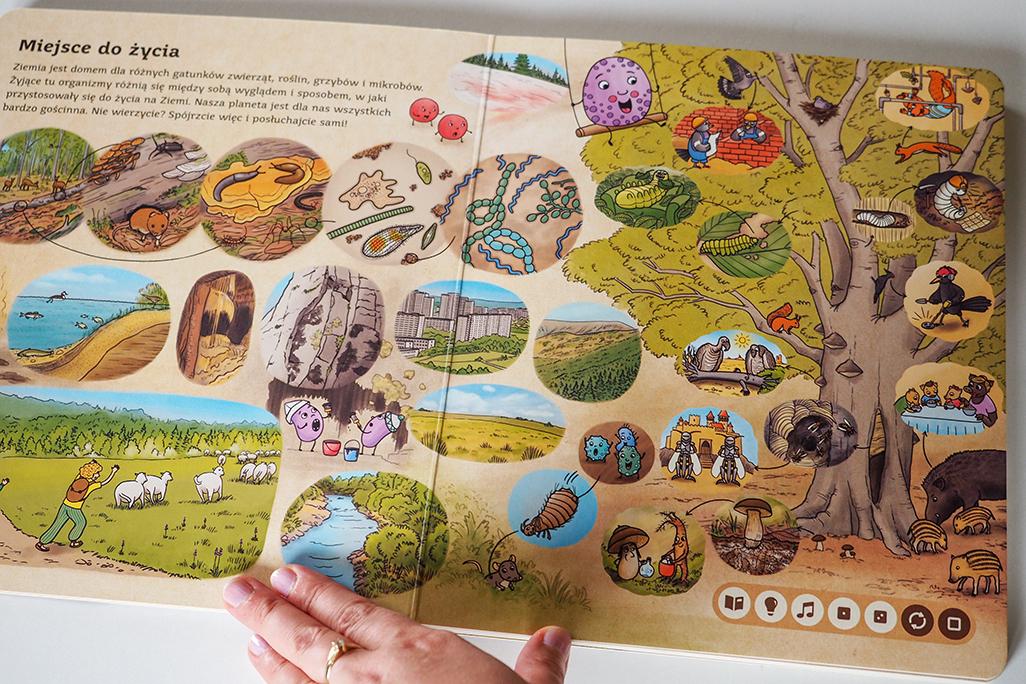 książki o przyrodzie i świecie dla dzieci