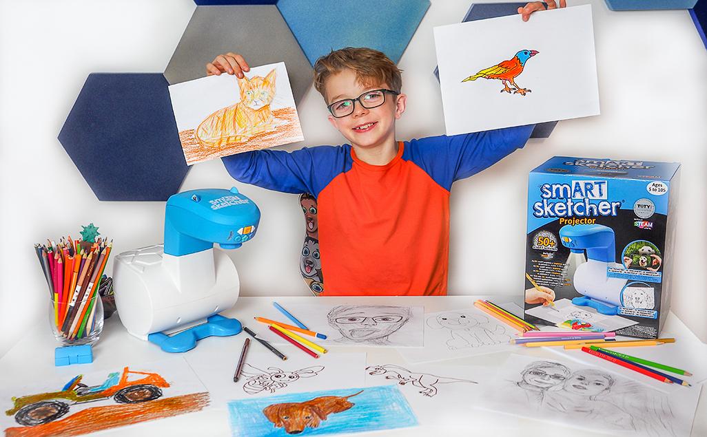 smart sketcher nauka rysowania dla dzieci nasze opinie