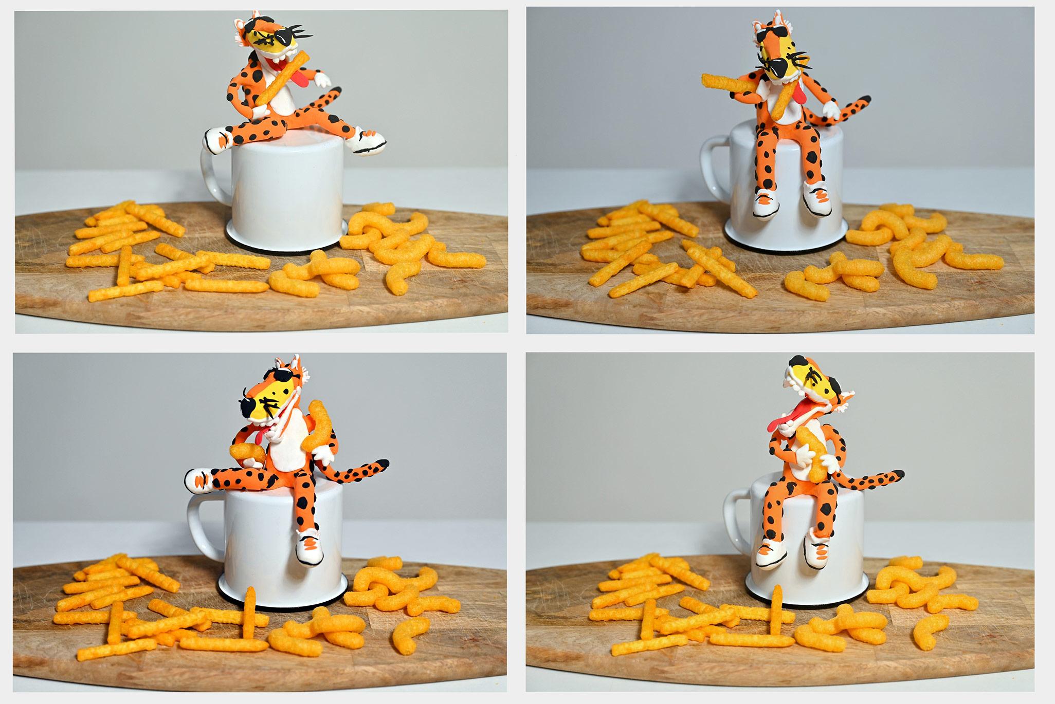cheetos, gepard chester