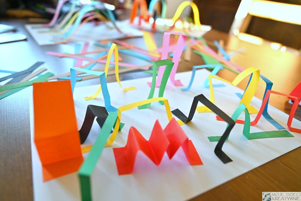 pomysły na prace plastyczne w przedszkolu