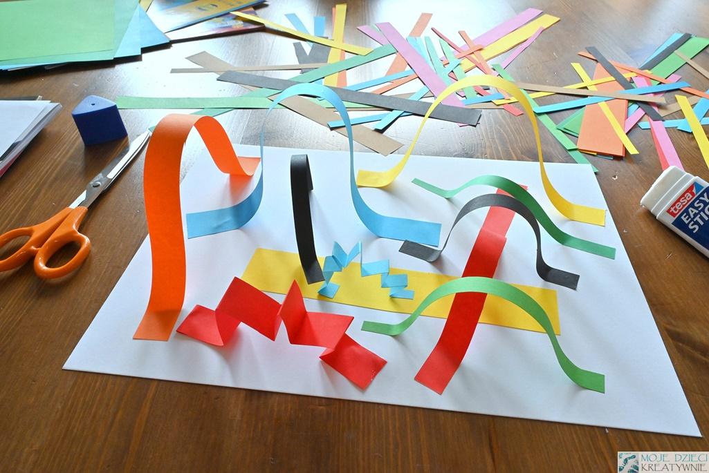 ciekawe prace plastyczne dla przedszkolaków