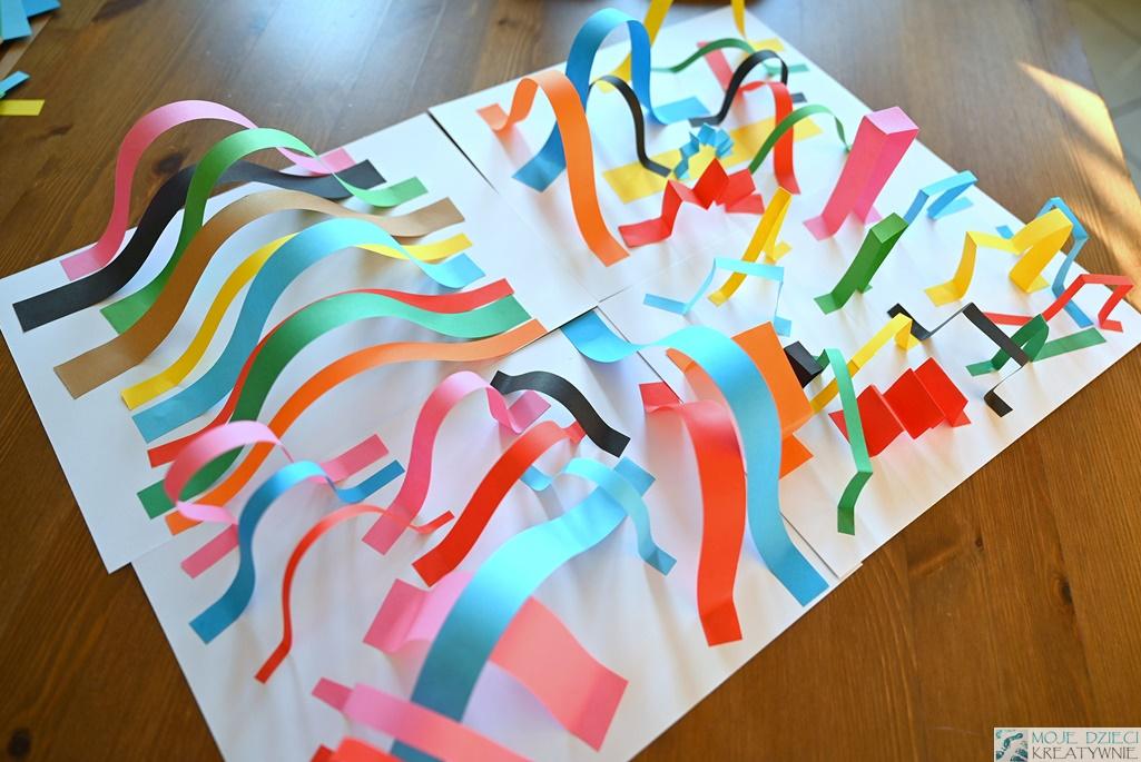 prace plastyczne w przedszkolu pomysły i przykłady