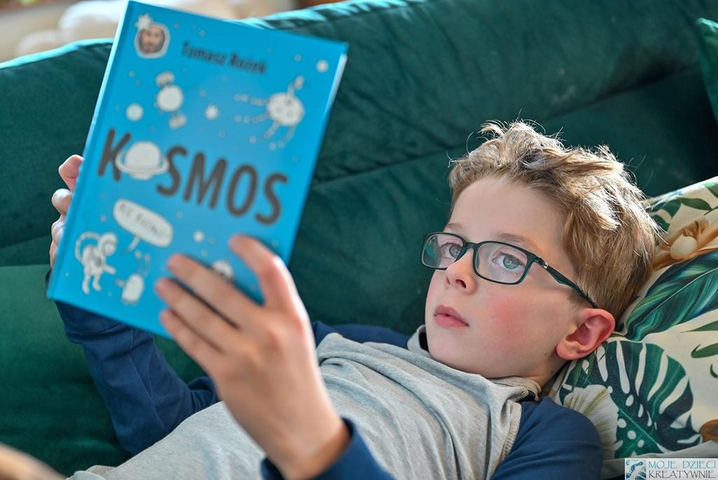 kosmos Tomasz Rożek, opinie, książka o komosie dla dzieci, kosmos ciekawostki