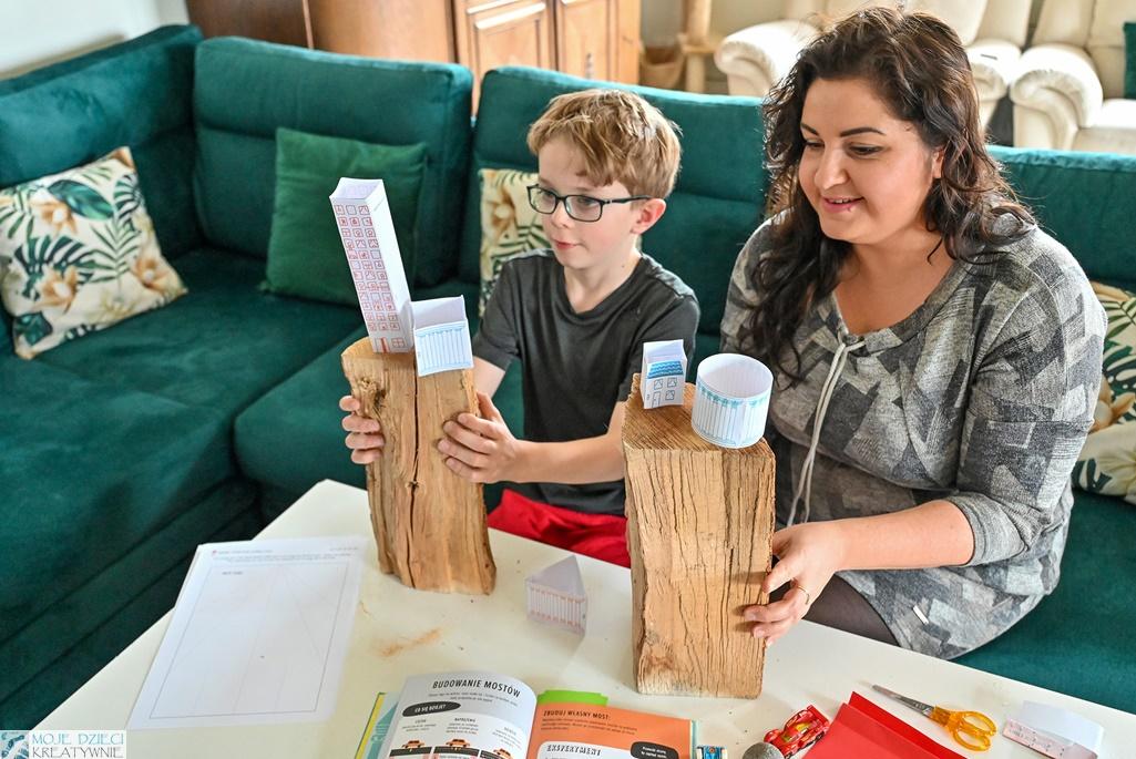 edukacja domowa, eksperyemnty dla dzieci, zabawy i nauka w domu