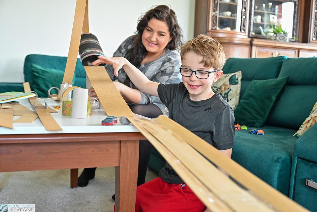 moje dzieci kreatywnie, edukacja domowa, młody inżynier