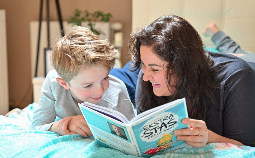 Dlaczego warto czytać książki razem z dzieckiem