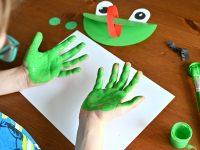 moje dzieci kreatywnie wiosna, prace plastyczne wiosna